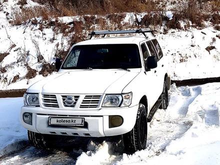 Nissan Patrol 2004 года за 4 700 000 тг. в Алматы – фото 7