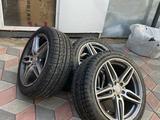 Оригинальные диски AMG R19 за 530 000 тг. в Алматы – фото 2