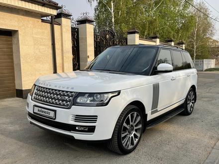 Land Rover Range Rover 2014 года за 26 000 000 тг. в Павлодар
