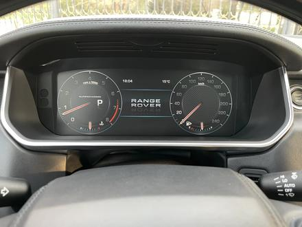 Land Rover Range Rover 2014 года за 26 000 000 тг. в Павлодар – фото 10