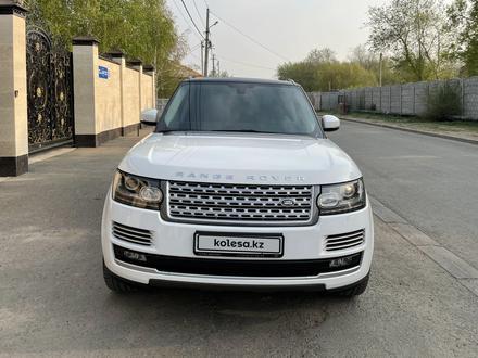 Land Rover Range Rover 2014 года за 26 000 000 тг. в Павлодар – фото 2