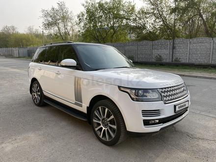 Land Rover Range Rover 2014 года за 26 000 000 тг. в Павлодар – фото 3
