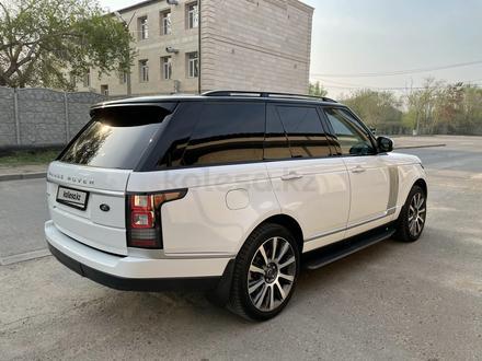 Land Rover Range Rover 2014 года за 26 000 000 тг. в Павлодар – фото 4