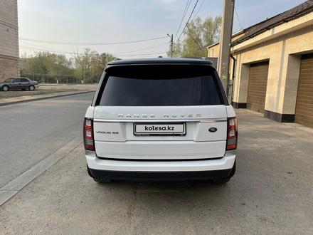 Land Rover Range Rover 2014 года за 26 000 000 тг. в Павлодар – фото 5