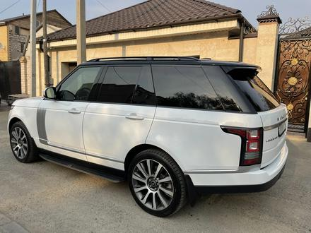 Land Rover Range Rover 2014 года за 26 000 000 тг. в Павлодар – фото 6