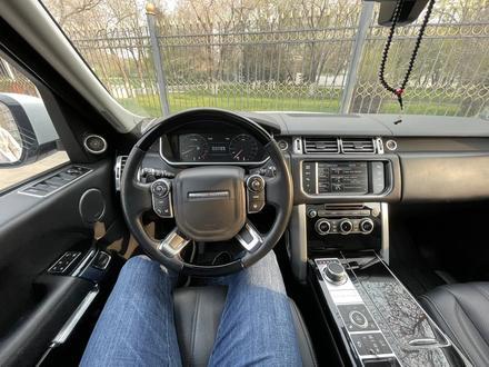 Land Rover Range Rover 2014 года за 26 000 000 тг. в Павлодар – фото 7