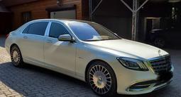 Mercedes-Benz S 450 2018 года за 55 000 000 тг. в Алматы