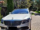 Mercedes-Benz S 450 2018 года за 55 000 000 тг. в Алматы – фото 2