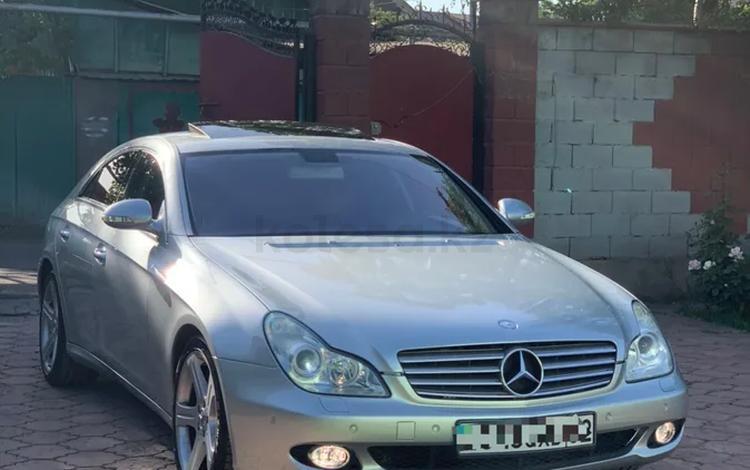 Mercedes-Benz CLS 500 2006 года за 5 000 000 тг. в Алматы