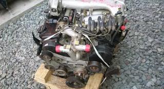 Контрактный двигатель(коробка) МИТСУБИШИ ПАЖЕРО (бегимот) 6G74 V3.5 в Алматы