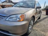 Honda Civic 2003 года за 3 000 000 тг. в Кызылорда – фото 3