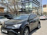 Toyota RAV 4 2017 года за 14 500 000 тг. в Алматы – фото 2