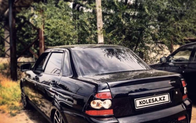 ВАЗ (Lada) 2170 (седан) 2014 года за 2 100 000 тг. в Шымкент