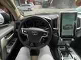 Рестайлинг салона Toyota Land Cruiser 200 2008-2015 под 2016-2021 за 750 000 тг. в Павлодар – фото 4