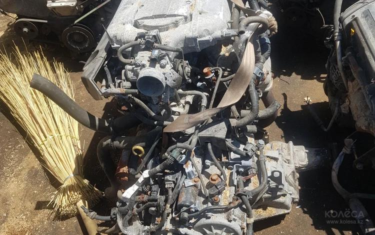 Контрактные двигатели из Японии на Honda pilot 3.5 за 420 000 тг. в Алматы