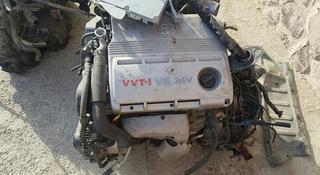 Двигатель контрактный на Лексус ES300 привозной с Японии за 999 тг. в Кызылорда