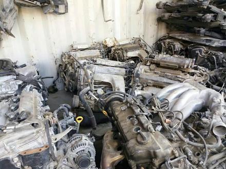 Двигатель контрактный на Лексус ES300 привозной с Японии за 999 тг. в Кызылорда – фото 2