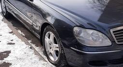 Mercedes-Benz S 350 2004 года за 4 200 000 тг. в Алматы – фото 2