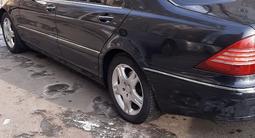 Mercedes-Benz S 350 2004 года за 4 200 000 тг. в Алматы – фото 3