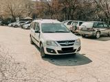 ВАЗ (Lada) Largus 2015 года за 3 000 000 тг. в Алматы – фото 2