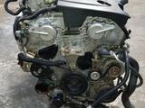 Двигатель Nissan Teana Murano 3.5 VQ35 за 150 000 тг. в Костанай – фото 2