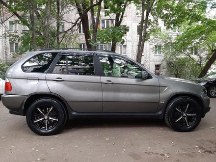 BMW X5 2004 года за 3 950 000 тг. в Алматы – фото 7