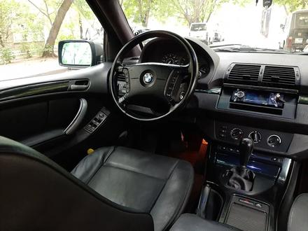 BMW X5 2004 года за 3 950 000 тг. в Алматы – фото 18