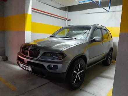 BMW X5 2004 года за 3 950 000 тг. в Алматы – фото 11