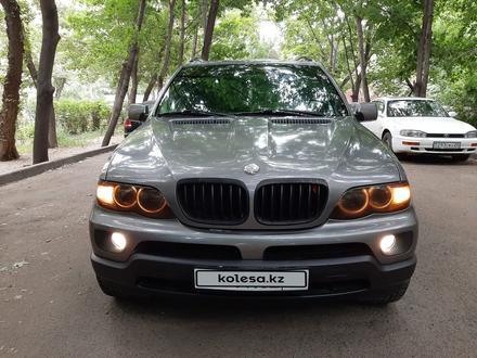 BMW X5 2004 года за 3 950 000 тг. в Алматы