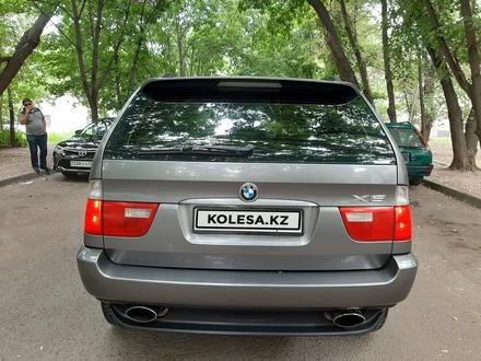 BMW X5 2004 года за 3 950 000 тг. в Алматы – фото 5