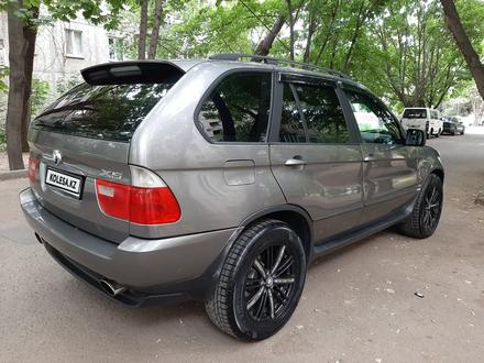 BMW X5 2004 года за 3 950 000 тг. в Алматы – фото 6