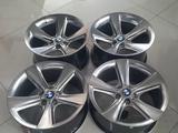 Комплект дисков r 18 5*120 BMW разноширокие за 180 000 тг. в Тараз – фото 2