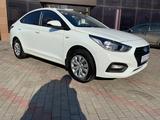 Hyundai Accent 2019 года за 5 850 000 тг. в Нур-Султан (Астана) – фото 3