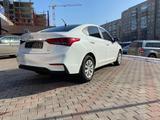Hyundai Accent 2019 года за 5 850 000 тг. в Нур-Султан (Астана) – фото 5