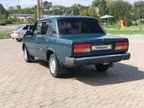 ВАЗ (Lada) 2107 2006 года за 850 000 тг. в Караганда – фото 5