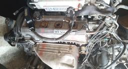 Toyota Camry 10 Camry обиом 2.2 за 350 тг. в Алматы – фото 4