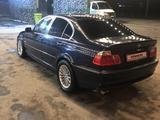 BMW 330 2000 года за 3 600 000 тг. в Алматы – фото 2