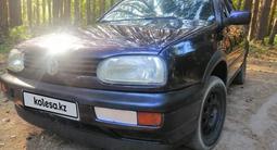 Volkswagen Golf 1993 года за 900 000 тг. в Петропавловск