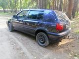 Volkswagen Golf 1993 года за 1 020 000 тг. в Петропавловск – фото 4