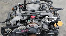 Двигатель EJ25 на Subaru за 260 000 тг. в Алматы – фото 3