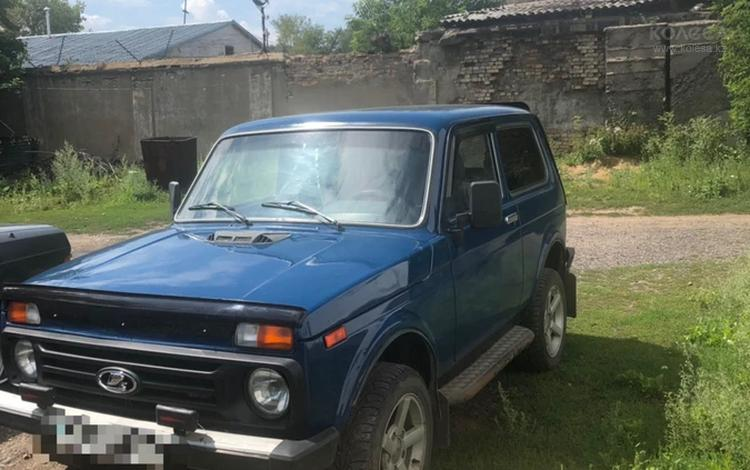 ВАЗ (Lada) 2121 Нива 2012 года за 1 650 000 тг. в Караганда