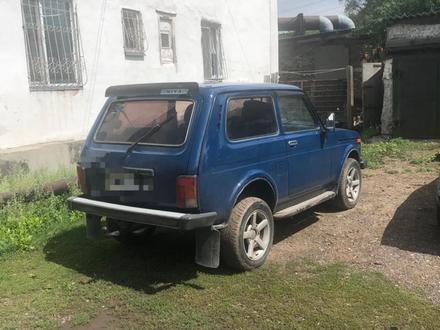 ВАЗ (Lada) 2121 Нива 2012 года за 1 650 000 тг. в Караганда – фото 3