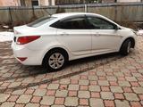 Hyundai Accent 2015 года за 5 100 000 тг. в Алматы – фото 3