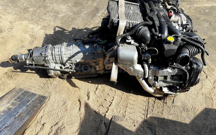 Двигатель EJ20 X за 300 000 тг. в Алматы