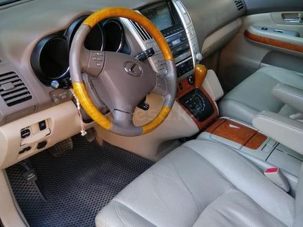 Lexus RX 350 2007 года за 8 000 000 тг. в Актобе – фото 8