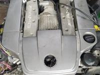 Двигатель 3.2 AMG компрессор за 5 000 тг. в Алматы