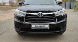 Toyota Highlander 2014 года за 15 500 000 тг. в Кокшетау
