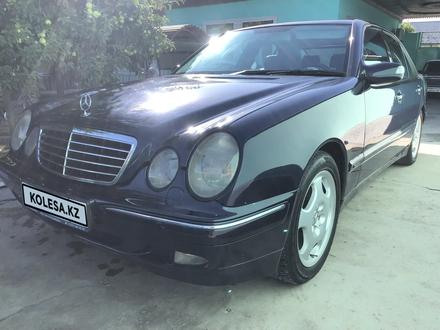 Mercedes-Benz E 280 2000 года за 4 000 000 тг. в Туркестан