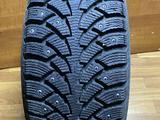 Зимняя шина с новым диском на запаску 215/55/16 Nordman 4 за 32 000 тг. в Нур-Султан (Астана) – фото 2