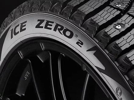 Новинка Шины Pirelli 235/55/r18 Ice Zero 2 за 69 000 тг. в Алматы – фото 3